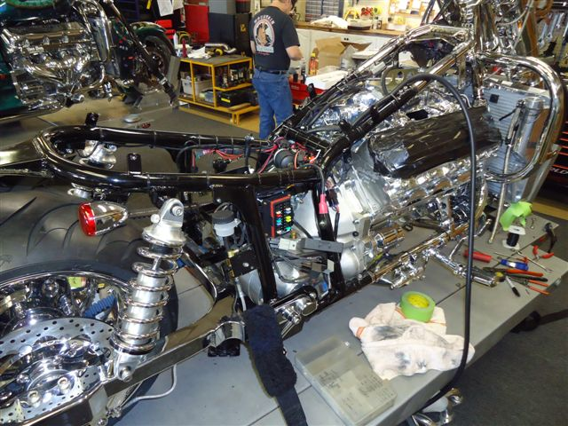 Boss Hog Frames : Boss hoss motorcycle parts pictures to pin on pinterest