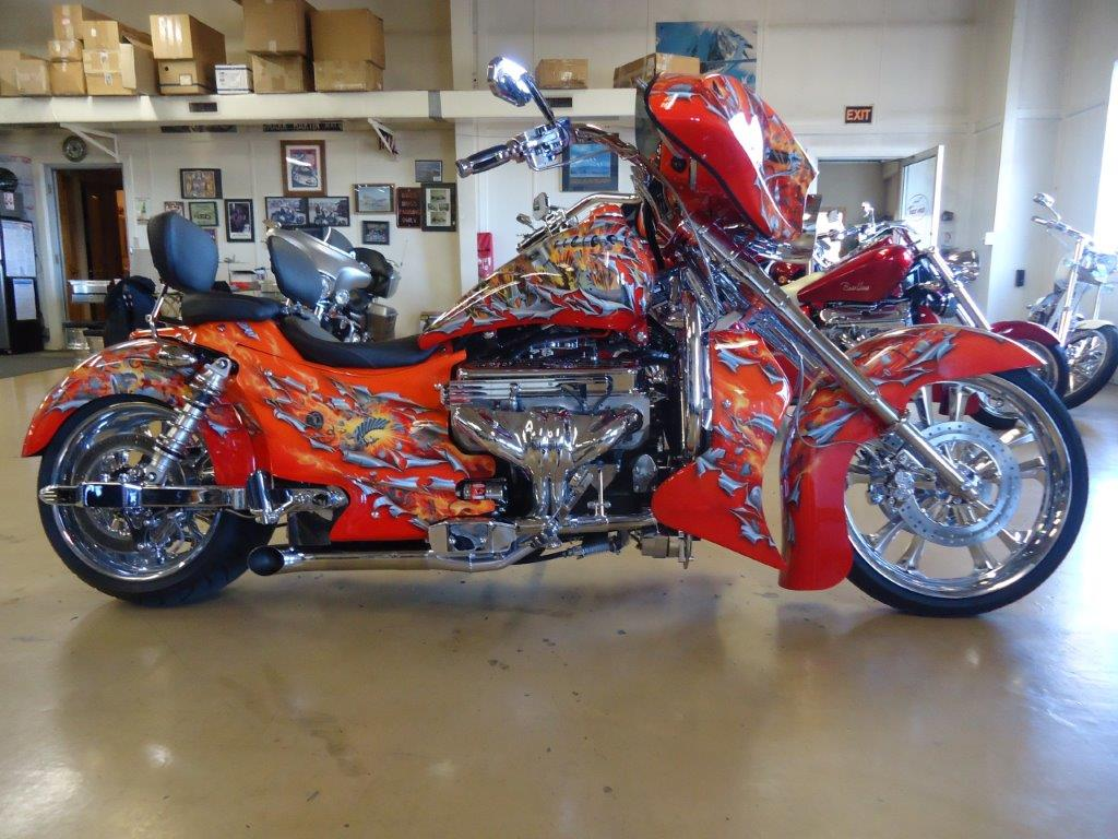 Boss Hoss Motorcycle Xl