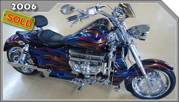 Used V8 Choppers For Sale Autos Weblog