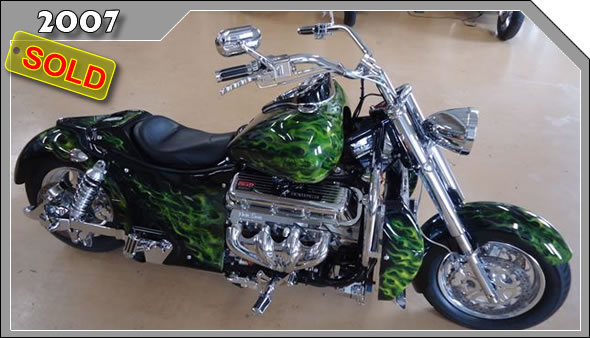 Bikes that look like motorcycles for sale 11