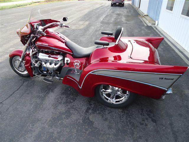 Boss Hog Motorcycle Trikes : Boss hoss trikes for sale autos post