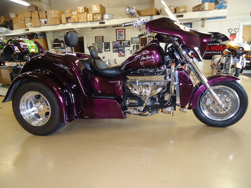 boss hoss trikes for sale by owner autos post. Black Bedroom Furniture Sets. Home Design Ideas