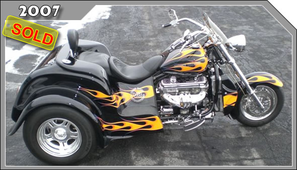 Boss Hog Motorcycle Trikes : Boss hoss motorcycles by mountain cycles sold